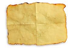 Vieja textura de papel. Fotos de archivo