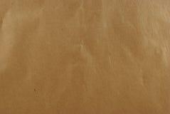 Vieja textura de papel fotografía de archivo libre de regalías