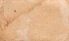 Vieja textura de papel Fotos de archivo