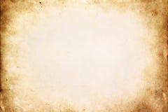Vieja textura de papel 2 Fotografía de archivo libre de regalías