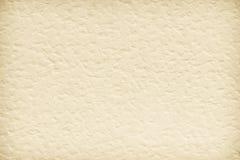 Vieja textura de papel amarilla con el espacio para el texto Fotos de archivo