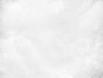 Vieja textura de papel blanca del grunge para el fondo Imagen de archivo