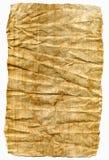 Vieja textura de papel del fondo Fotografía de archivo libre de regalías