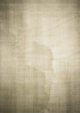 Vieja textura de papel del fondo foto de archivo libre de regalías
