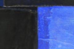 Vieja textura de papel documento laminado sobre lona Fondo pintado a mano abstracto creativo, papel pintado, textura Arte abstrac imagenes de archivo