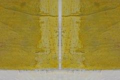 Vieja textura de papel documento laminado sobre lona Fondo pintado a mano abstracto creativo, papel pintado, textura Arte abstrac foto de archivo