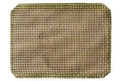 Vieja textura de radio Foto de archivo
