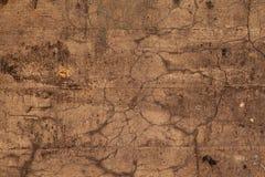 Vieja textura del cemento con las grietas Imagen de archivo libre de regalías