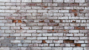 Vieja textura del fondo de la pared de ladrillo Imagen de archivo libre de regalías
