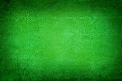 Vieja textura del grunge verde Fotos de archivo libres de regalías