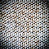 Vieja textura del metal Imagen de archivo