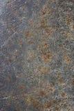 Vieja textura del metal Fotos de archivo