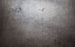 Vieja textura del metal del grunge