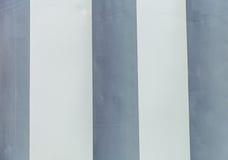 Vieja textura del metal en la calle en invierno Fotografía de archivo