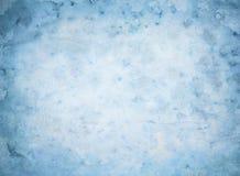 Vieja textura del papel azul imagen de archivo libre de regalías