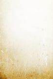 Vieja textura del papel de la luz del grunge. Imágenes de archivo libres de regalías