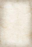 Vieja textura del papel de pergamino Fotos de archivo