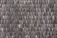 Vieja textura del tejado Fotos de archivo libres de regalías