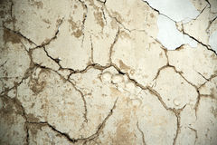 Vieja textura del yeso Imagen de archivo