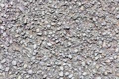 Vieja textura gris de la superficie de la carretera de asfalto Fotografía de archivo