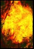 Vieja textura malvada de papel Imagen de archivo
