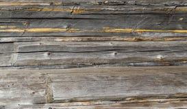 Vieja textura o fondo de madera sucia de la pared Imagen de archivo libre de regalías