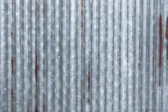 Vieja textura oxidada del grunge del cinc, los paneles viejos del fondo de la textura del extracto del cinc del vintage imagenes de archivo
