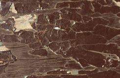Vieja textura pintada de la silla Fotos de archivo