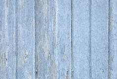 Vieja textura pintada resistida de los tableros de madera Imagen de archivo libre de regalías
