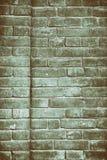 Vieja textura roja de la pared de ladrillo Fotos de archivo libres de regalías