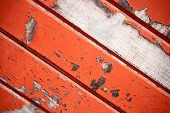 Vieja textura roja del carro Imagen de archivo libre de regalías