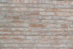 Vieja textura roja del fondo de la pared de ladrillo Imagen de archivo