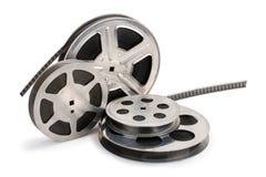 Vieja tira de la película Fotografía de archivo libre de regalías