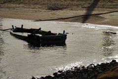 Vieja víspera del barco Fotos de archivo libres de regalías