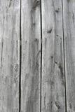 Vieja vertical de madera del fondo Fotografía de archivo libre de regalías