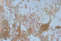 Vieja y lamentable textura de la pared Foto de archivo