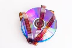 Vieja y nueva tecnología Imagenes de archivo