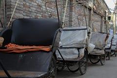 Viejas arquitecturas de Pekín Imagen de archivo libre de regalías