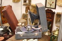 Viejas cosas Imagen de archivo libre de regalías