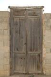 Viejas 19 de ventanas de Puertas y Photos libres de droits