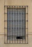 Viejas 24 di ventanas di Puertas y Immagini Stock