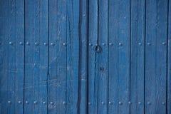 Viejas 36 dos ventanas de Puertas Foto de Stock Royalty Free