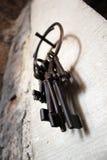 Viejas llaves 3 Fotografía de archivo