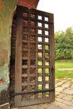 Viejas puertas Foto de archivo