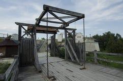 Viejas puertas Imagenes de archivo