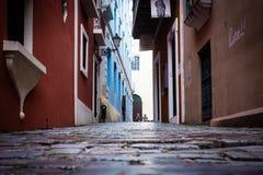 Viejas RRPP de San Juan Fotos de archivo libres de regalías