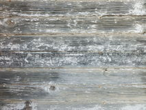 Viejas tarjetas de madera Imagen de archivo