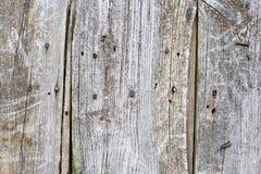 Viejas tarjetas de madera con los clavos Fondo Imagen de archivo libre de regalías