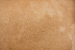 Viejas texturas de papel Foto de archivo libre de regalías