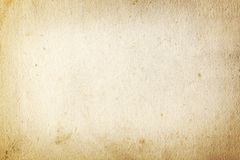 Viejas texturas del papel Imagen de archivo